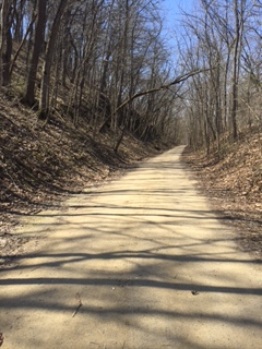 Galena bike trail